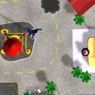 Геройский взрыв в высоком полете (Hero Blast High-Flying)