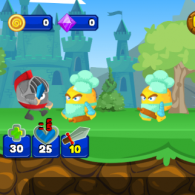 Online game Knight of the Day