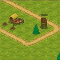 Online game Island Defense