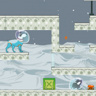 Online game Dogs in Space 2