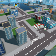 Онлайн игра Lego My City 2