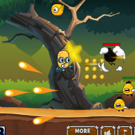 Online game Heroes in Super Action Adventure