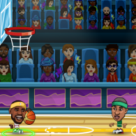 Онлайн игра Basketball Legends