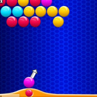 Онлайн игра Fun Bubble Shooter