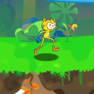 Online game Vinicius Run