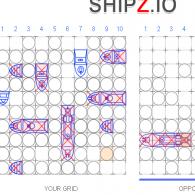 Online game Shipz.io