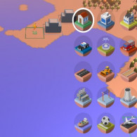 Online game 3D City