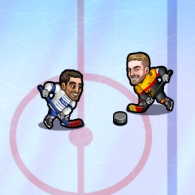 Онлайн игра Hockey Fury