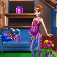 Онлайн игра Pregnant Princess Special Gifts