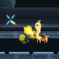 Online game Heavy Armor Alpaca
