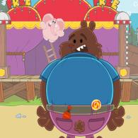 Online game Circus Free