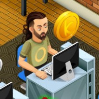 Online game Mad CEO