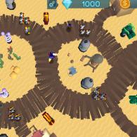 Online game Alien Invasion Tower Defense