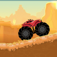 Online game Extreme Truck 2