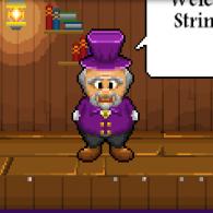 Online game String Heroes