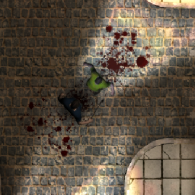Online game Infected Blood