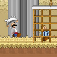 Онлайн игра Papa Louie: When Pizzas Attack