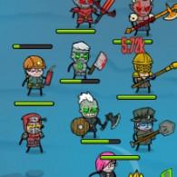 Online game Loot Heroes: Clicker
