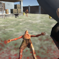 Online game Special Strike: Zombies