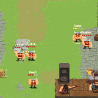 Online game Vikings Village: Party Hard