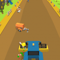 Zombie Harvester