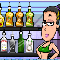 Онлайн игра BARTENDER: PERFECT MIX