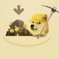Online game Doge Miner 2