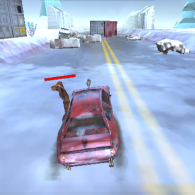 Онлайн игра Dead Roadkill Highway