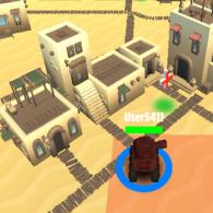 Online game Cartoon Tanks
