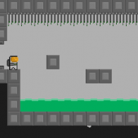 Online game Gravinaut