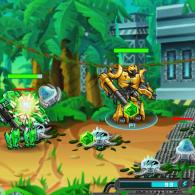 Online game Ultimate Mega Mechs
