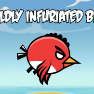Онлайн игра Mildly Infuriated Bird