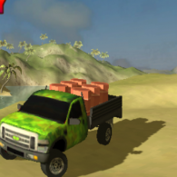 Online game Tropical Delivery