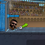 Онлайн игра Puppet Football Fighters