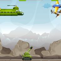 Online game Tank Defender