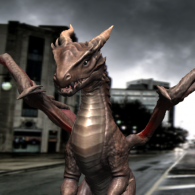 Online game Cars Thief Dragon