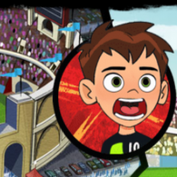 Онлайн игра Ben 10 Penalty Power