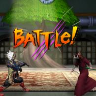 Online game Ultimate Hero Clash 2