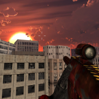 Online game Wasteland Shooters