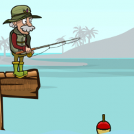 Онлайн игра Fisherman - Idle Fishing Clicker