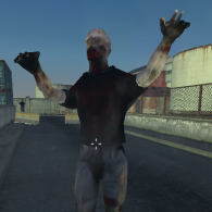 Online game Dead Zombie Hunting