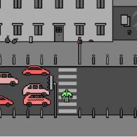 Bad Boy Wants to Cross the Street