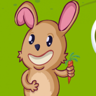 Online game Bunny Puzzle