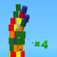 Online game Tower Crash 3D