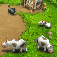 Онлайн игра Farm Frenzy 2 Full Version