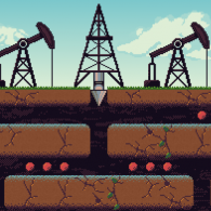 Онлайн игра Driller: The New Fields
