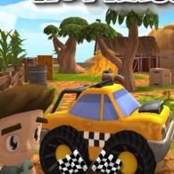 Online game Cartoon Hot Racer 3D