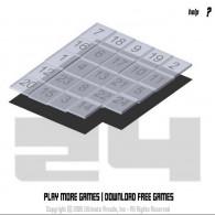 Numeric 25 Puzzle