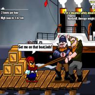 Dwarf on a Wharf