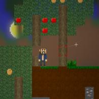 Online game Майнкрафт 2Д. MineCraft 2D бесплатно, без регистрации